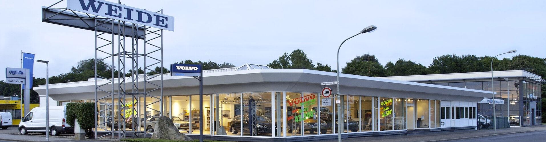 Ihr Volvo und Ford Service Partner in Krefeld