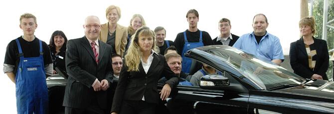 autohaus team - Das Autohaus Weide in Krefeld