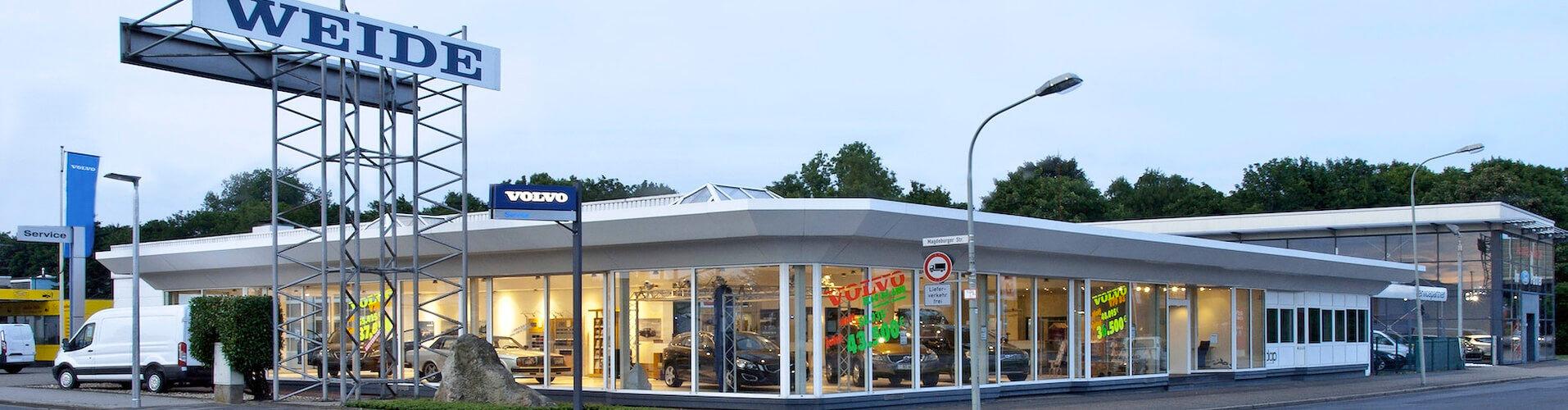 Ihr Volvo Service Partner in Krefeld