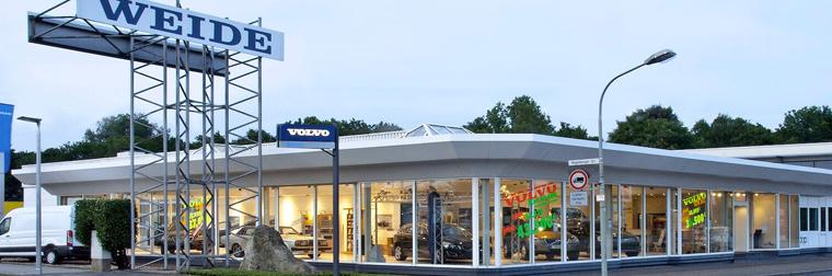Autuhaus Volvo Weide 2017