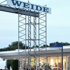 Das Autohaus Weide. <br>Seit 1973 in Krefeld